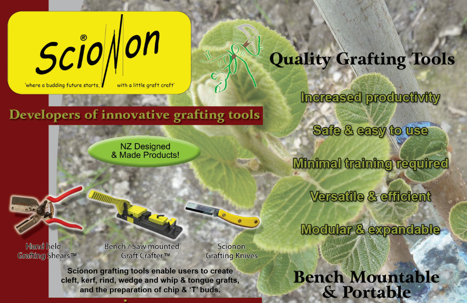 Scionon Grafting Tools